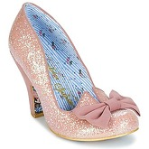 Irregular Choice  NICK OF TIME  women's Court Shoes in Pink