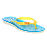 Beach Athletics Corsica Mix TURQ YELLOW PU