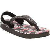 Zonkepai   Sunshine  Flip-flops CARRY Black / Red Kid Spring/Summer Collection  women's Flip flops / Sandals (Shoes) in Black