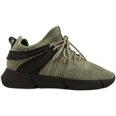 Cortica  Infinity 1 Knit  men's Shoes (Trainers) in Green
