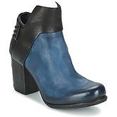 Airstep / A.S.98  SOURCE  women's Low Ankle Boots in Blue