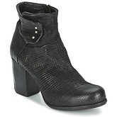 Airstep / A.S.98  SOURCE  women's Low Ankle Boots in Black