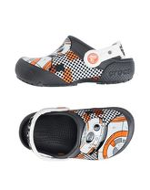 CROCS FOOTWEAR Sandals Unisex on YOOX.COM