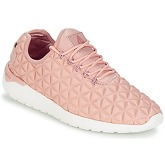 Asfvlt  SPEED SOCKS  women's Shoes (Trainers) in Pink
