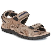 Geox  S.STRADA D  men's Sandals in Beige