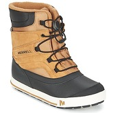 Merrell  SNOW BANK 2.0 WTPF  men's Snow boots in Beige