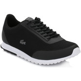 Lacoste  Womens Black Helaine Runner Trainers  women's Shoes (Trainers) in Black