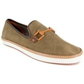 Peter Blade  Slipper  Brown Leather VALEZY  men's Slip-ons (Shoes) in multicolour