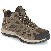 Columbia  CANYON POINT MID WATERPROOF  men's Walking Boots in Brown