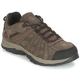 Columbia  CANYON POINT LEATHER OMNITECH  men's Walking Boots in Brown