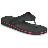 So Size  JACOLAY  men's Flip flops / Sandals (Shoes) in Black