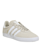 Adidas 350 CLEAR BROWN WHITE GOLD