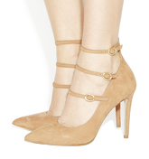 Office Noted 3 Strap Point Court CAMEL NUBUCK