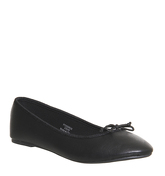 Office Foot Step Ballet BLACK