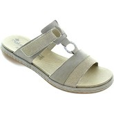 Rieker  65979-91  women's Mules / Casual Shoes in Grey