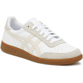Asics  White / Birch Vickka TRS Trainers  women's Shoes (Trainers) in White