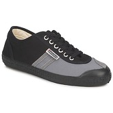 Kawasaki  TWO TONE RETRO  men's Shoes (Trainers) in Black