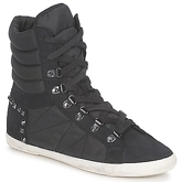 Ash  GLIDELLE  men's Mid Boots in Black