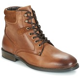 Casual Attitude  SILUL  men's Mid Boots in Brown