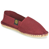 Art of Soule  UNI  men's Espadrilles / Casual Shoes in Red