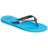 Quiksilver  MOLOKAI M SNDL XBKB  men's Flip flops / Sandals (Shoes) in Black