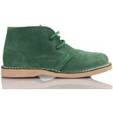 Arantxa  AR pisacacas safari leather boot  men's Shoes (High-top Trainers) in Green