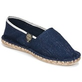 Art of Soule  LUREX  men's Espadrilles / Casual Shoes in Blue