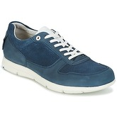 Birkenstock  CINCINNATI MEN  men's Shoes (Trainers) in Blue