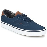 Vans  ERA 59  men's Shoes (Trainers) in Blue