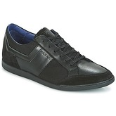 Azzaro  EKIMOZ  men's Shoes (Trainers) in Black