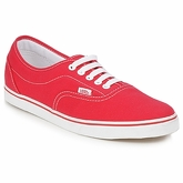 Vans  LPE  men's Shoes (Trainers) in Red