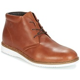 Casual Attitude  HAPANI  men's Mid Boots in Brown