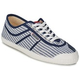 Kawasaki  FANTASY NAUTICO  men's Shoes (Trainers) in Blue