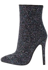 BEBO ISOBEL High heeled ankle boots blue/multicolor
