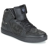 Cash Money  ARMY  men's Shoes (High-top Trainers) in Black