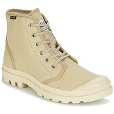 Palladium  PAMPA HI ORIGINALE  men's Mid Boots in Brown