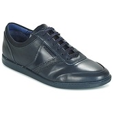 Azzaro  EZANO  men's Shoes (Trainers) in Blue