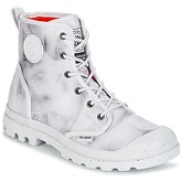 Palladium  PAMPA RECAMO OC  men's Mid Boots in White