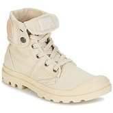Palladium  PALLABROUSE BAGGY  men's Mid Boots in Beige