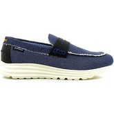 Submariine London  SML610023 Mocassins Man Blue  men's Loafers / Casual Shoes in Blue