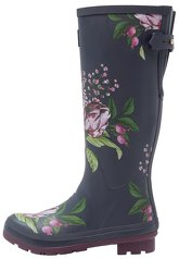 Tom Joule WELLY PRINT Wellies french navy/artichoke