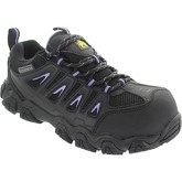 Amblers  AS708  men's Walking Boots in Black
