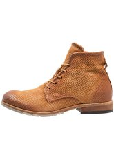 A.S.98 CLASH Laceup boots cuoio