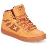 DC Shoes PURE HIGH WC WNT Skate shoes brown
