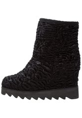 Colors of California Wedge boots black