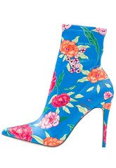ALDO CIRELLE High heeled ankle boots bluette