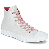 Converse  CHUCK TAYLOR ALL STAR II BASKETWEAVE FUSE HI  men's Shoes (High-top Trainers) in White