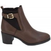 Alpe  Women´s Booties 3044  women's Low Ankle Boots in Brown