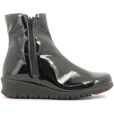 Cinzia Soft  IE9782V Ankle boots Women Black  women's Mid Boots in Black