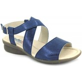 CallagHan  99011  women's Sandals in Blue